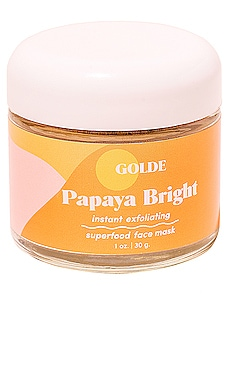 Lucuma Bright Superfood Face Mask GOLDE $34
