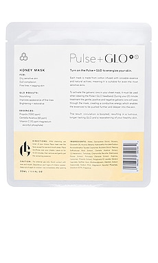 HONEY 시트 마스크 Pulse+GLO by Georgia Louise $80