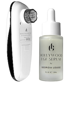 Hollywood EGF Micro-Needling + Ion Infusion Kit Pulse+GLO by Georgia Louise $395