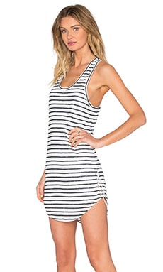 Carey Dress in Stripe