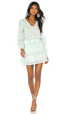 Gia Embroidered Dress Generation Love $70
