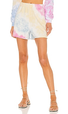 Aria Tie Dye Shorts Generation Love $28 (FINAL SALE)