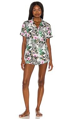 Lenox Hibiscus Pajama Set Generation Love $148