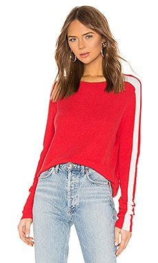 Nicola Stripe Sweater Generation Love $185