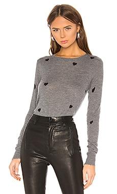 Mimi Hearts Cashmere Sweater Generation Love $275