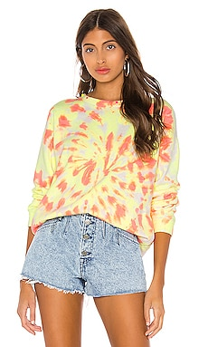 Carter Tie Dye Sweatshirt Generation Love $72