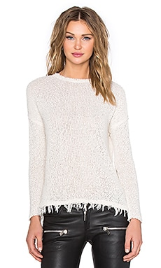 Generation Love Judy Fray Sweater in Natural