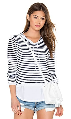 Generation Love Lindsay Hoodie in Stripe