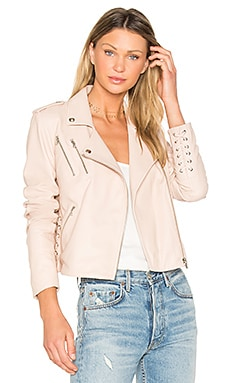 Callahan Jacket in Blush
