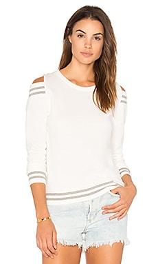 Josephine Rib Sweatshirt
