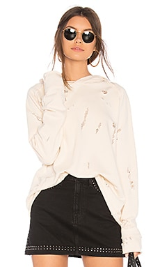 SWEAT DISTRESSED SIERRA