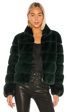 Jodi Faux Fur Jacket Generation Love $315