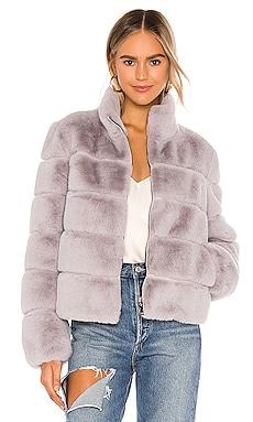 Jodi Faux Fur Jacket Generation Love $315 NEW ARRIVAL
