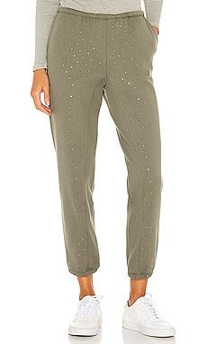 Rowe Crystal Sweatpants Generation Love $60 (FINAL SALE)
