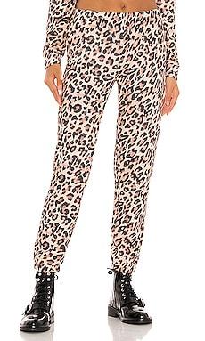 Lionel Leopard Sweatpants Generation Love $40 (FINAL SALE)