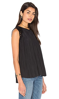 Jane Pleats Tank