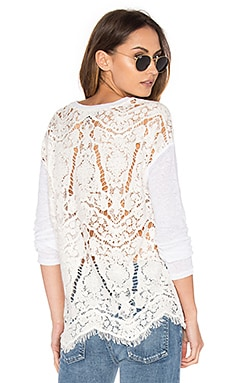 Nyla Embroidered Top