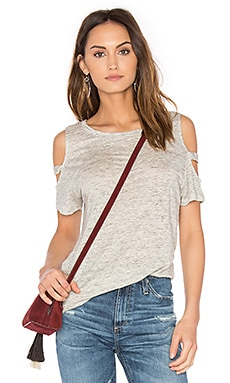 Kendall Cold Shoulder Top