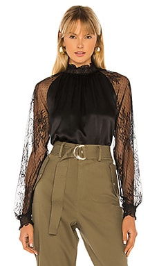 Rosalie Lace Blouse Generation Love $96