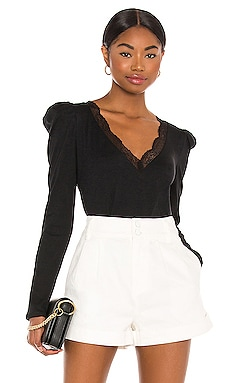 Ophelia Lace Top Generation Love $115