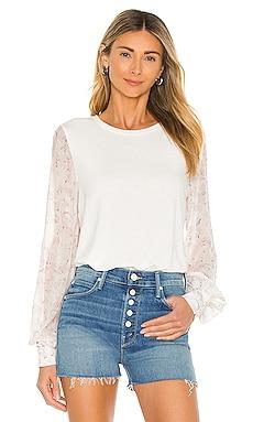 Noelle Pastel Floral Top Generation Love $167