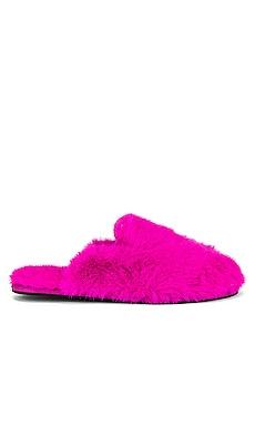 Lois Vegan Fur Slippers Generation Love $45