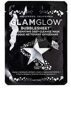 BubbleSheet Mask GLAMGLOW $9 BEST SELLER