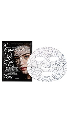 Glowlace Radiance Boosting Hydration Sheet Mask GLAMGLOW $10