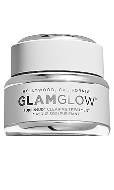 Mini SuperMud Clearing Treatment GLAMGLOW $25 BEST SELLER