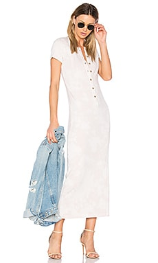 The Vintage Maxi in Stoned Dirty White