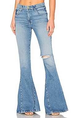 The Skinny Bell Bottoms