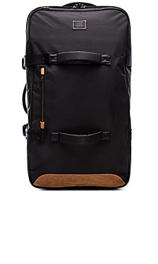 Globe Large Luggage in Black