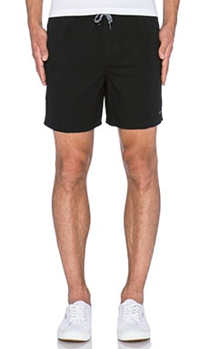 Globe Los Santos Walkshort in Vintage Black