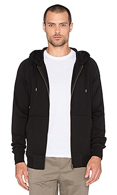 Globe No Mercy Hoodie in Black
