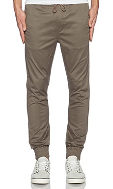 Globe Goodstock Jogger in Bark