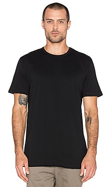 Globe Goodstock Terry Tee in Black