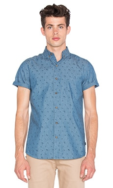 Globe Stafford Shirt in Blue