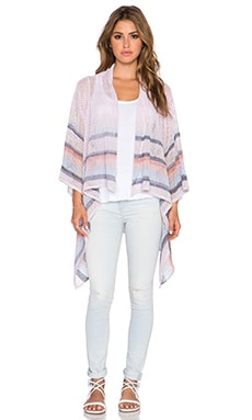 Goddis Tribe Cardigan in Spanish Dancer