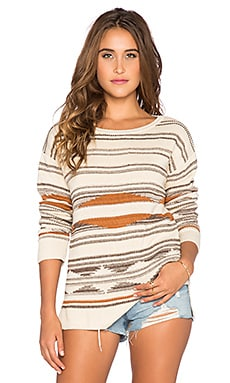 Goddis Ellie Pullover in Coppersmith