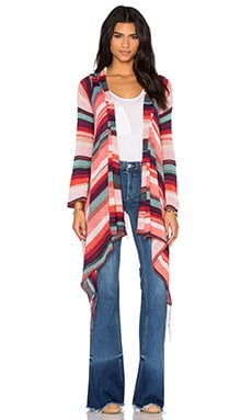 Linsey Cardigan en Cross My Heart
