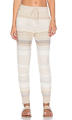 Goddis Sutton Jogger Pant in Homespun Charm