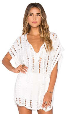 Goddis Movers & Shakers Tunic in White