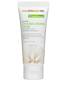 Skin Balancing Mask Botanical-Rich Refining Treatment Goldfaden MD $75