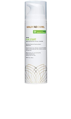 Pure Start Detoxifying Facial Cleanser Goldfaden MD $35