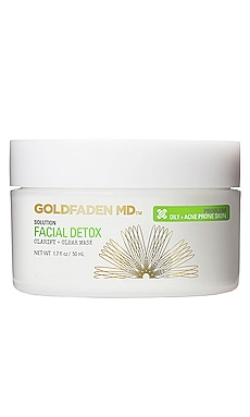 Facial Detox Pore Clarifying Mask Goldfaden MD $65