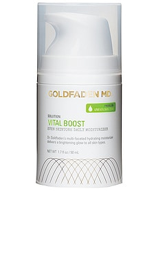 Vital Boost Even Skintone Daily Moisturizer Goldfaden MD $68