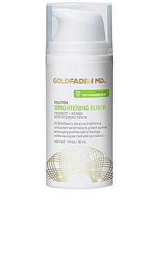 Brightening Elixir Protect + Repair Serum Goldfaden MD $80