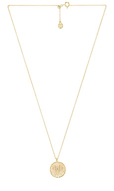 Palm Coin Necklace gorjana $60 BEST SELLER