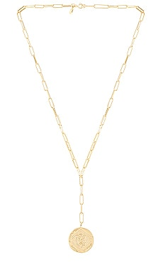 Ana Coin Lariat Necklace gorjana $75