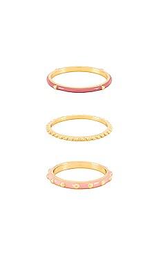Amalfi Ring Set gorjana $60
